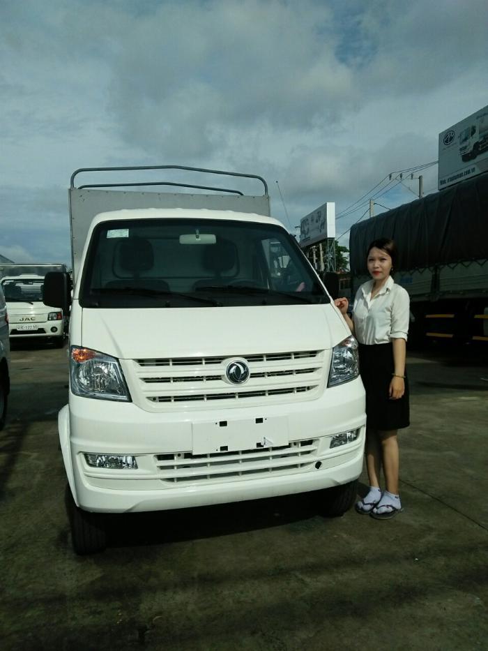 KY5 Trường Giang 825kg thùng mui bạt, giá tốt chính hãng