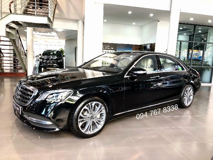 Mercedes S450 Luxury 2019 Đủ màu giao ngay giá tốt nhất 0