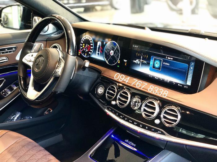 Mercedes S450 Luxury 2019 Đủ màu giao ngay giá tốt nhất 2