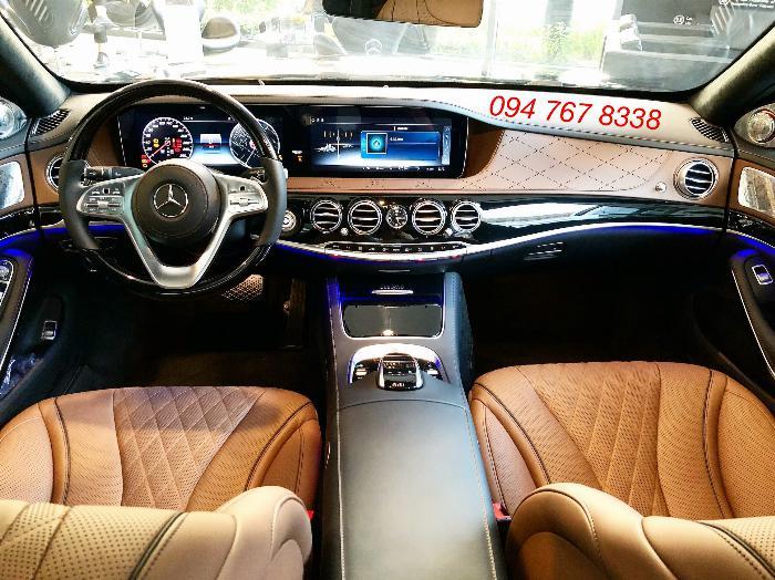 Mercedes S450 Luxury 2019 Đủ màu giao ngay giá tốt nhất 3