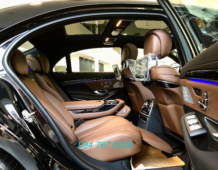 Mercedes S450 Luxury 2019 Đủ màu giao ngay giá tốt nhất 4