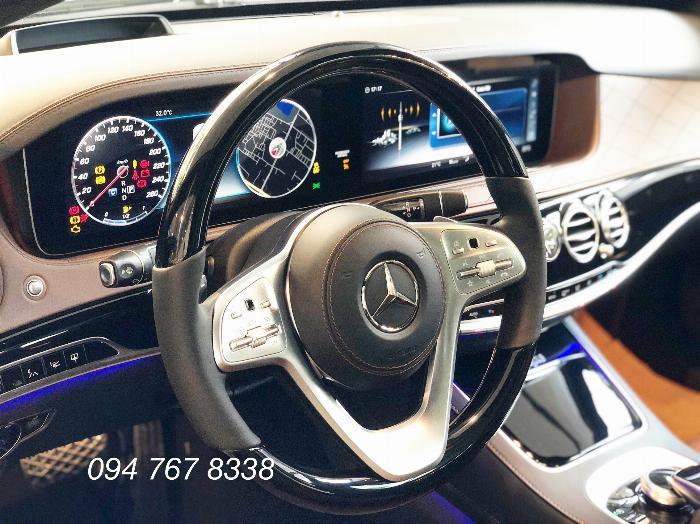 Mercedes S450 Luxury 2019 Đủ màu giao ngay giá tốt nhất