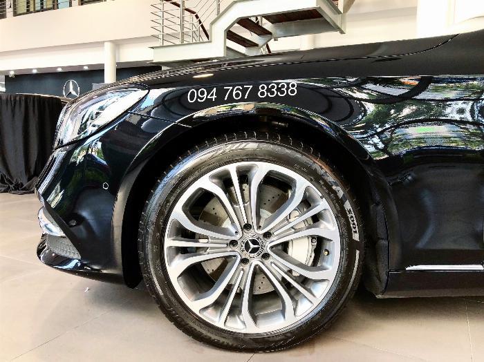Mercedes S450 Luxury 2019 Đủ màu giao ngay giá tốt nhất 6