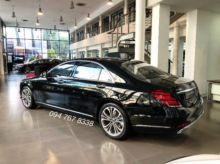 Mercedes S450 Luxury 2019 Đủ màu giao ngay giá tốt nhất 7