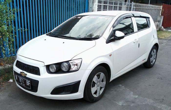 Xe Chevrolet Aveo LTZ AT 2015