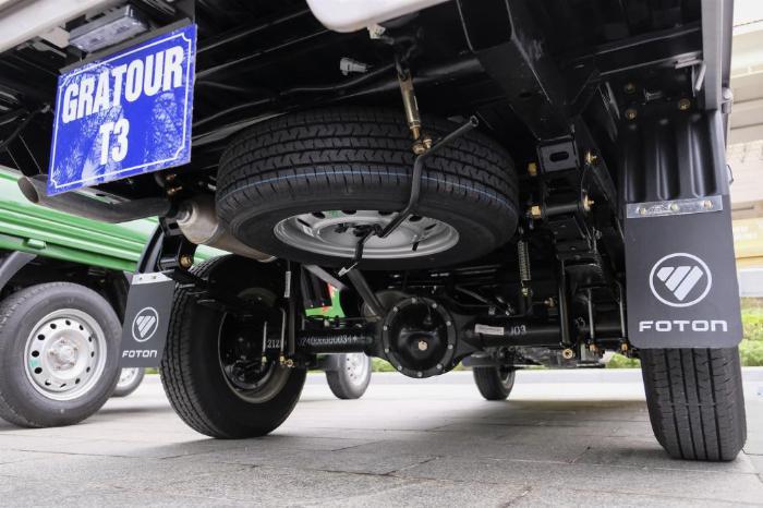 Xe tải nhẹ FOTON Gratour T3