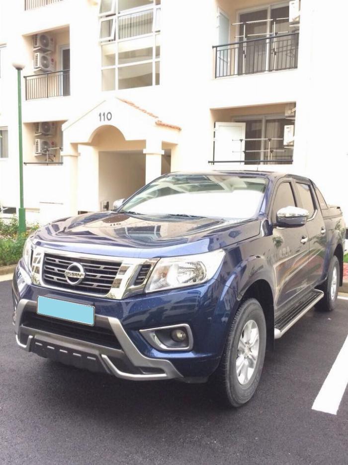 Gia đình cần bán xe Nissan Navara EL Premium 2017 máy dầu số tự động