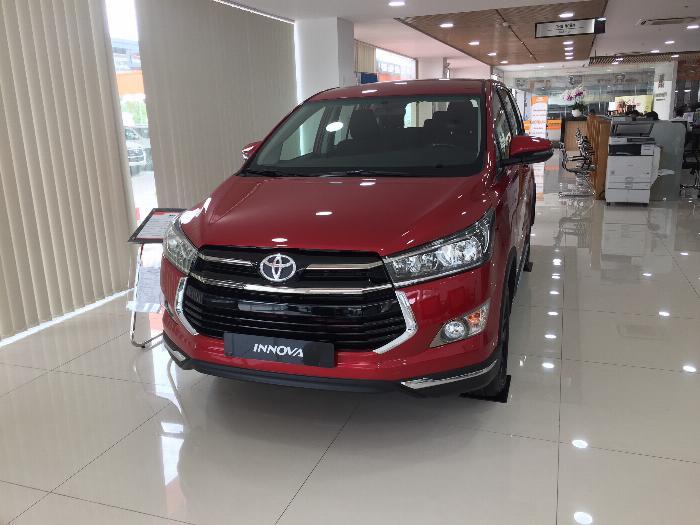 Toyota An Thành Bình Chánh Khuyến Mãi Innova Venturer Số Tự Động, Xe Có Sẳn, Đủ Màu, Giao Ngay 5