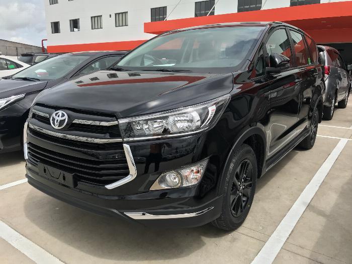 Toyota An Thành Bình Chánh Khuyến Mãi Innova Venturer Số Tự Động, Xe Có Sẳn, Đủ Màu, Giao Ngay 6