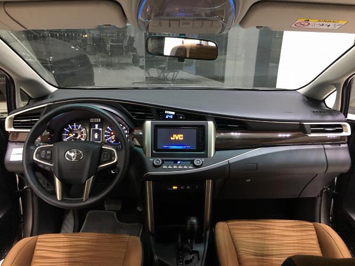 Giá Toyota Innova 2.0G Lăn Bánh Tốt, Khuyến Mãi, Xe Có Sẳn, Đủ Màu, Giao Ngay