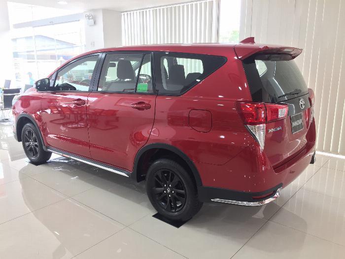 Toyota An Thành Bình Chánh Khuyến Mãi Innova Venturer Số Tự Động, Xe Có Sẳn, Đủ Màu, Giao Ngay 8