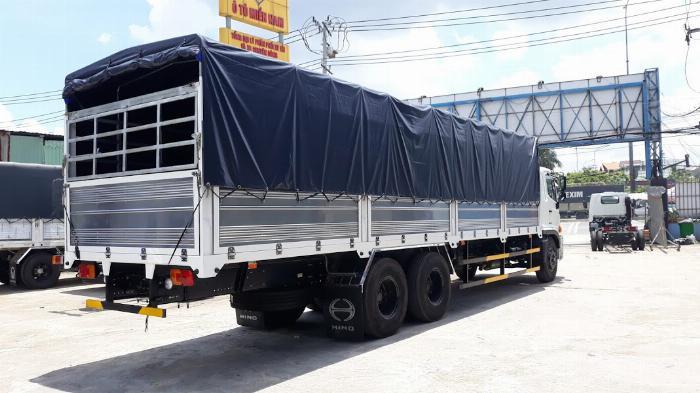 Xe tải Hino FL 2019 15 tấn