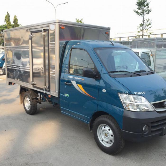 Trường Hải Thaco An Lac chuyên bán xe tải 990kg 900kg 880kg,giá xe tải 750kg,990kg, 650kg, mua xe trả góp. 4
