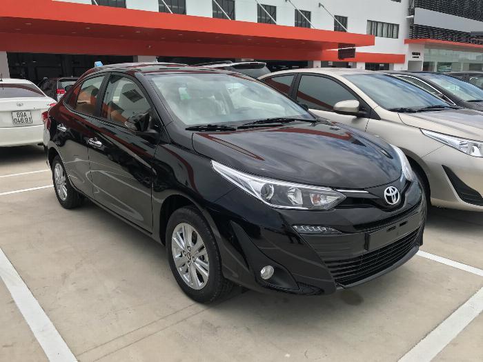 Giá Toyota Vios 1.5G  Lăn Bánh Tốt, Khuyến Mãi , Xe Có Sẳn, Đủ Màu, Giao Ngay 4