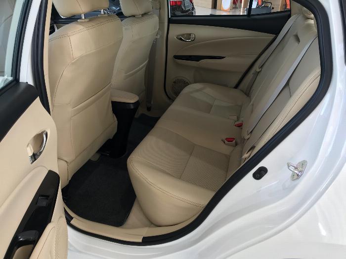Giá Toyota Vios 1.5G  Lăn Bánh Tốt, Khuyến Mãi , Xe Có Sẳn, Đủ Màu, Giao Ngay 7