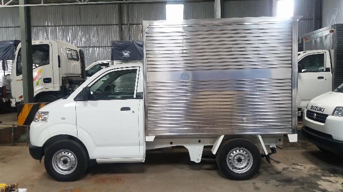 SUZUKI CARRY PRO 2018 - Máy lạnh theo xe- Giao Ngay
