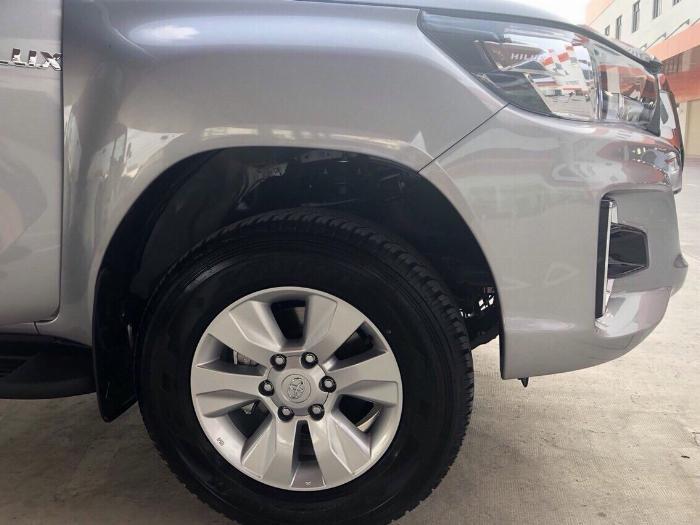 Toyota An Thành Fukushima Khuyến Mãi Bán Tải Hilux 2.4 Số Tự Động 1 Cầu, Nhập Thái 4
