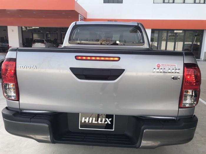 Toyota An Thành Fukushima Khuyến Mãi Bán Tải Hilux 2.4 Số Tự Động 1 Cầu, Nhập Thái 5
