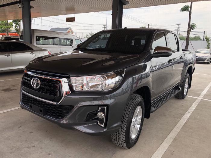 Toyota An Thành Fukushima Khuyến Mãi Bán Tải Hilux 2.4 Số Tự Động 1 Cầu, Nhập Thái 0