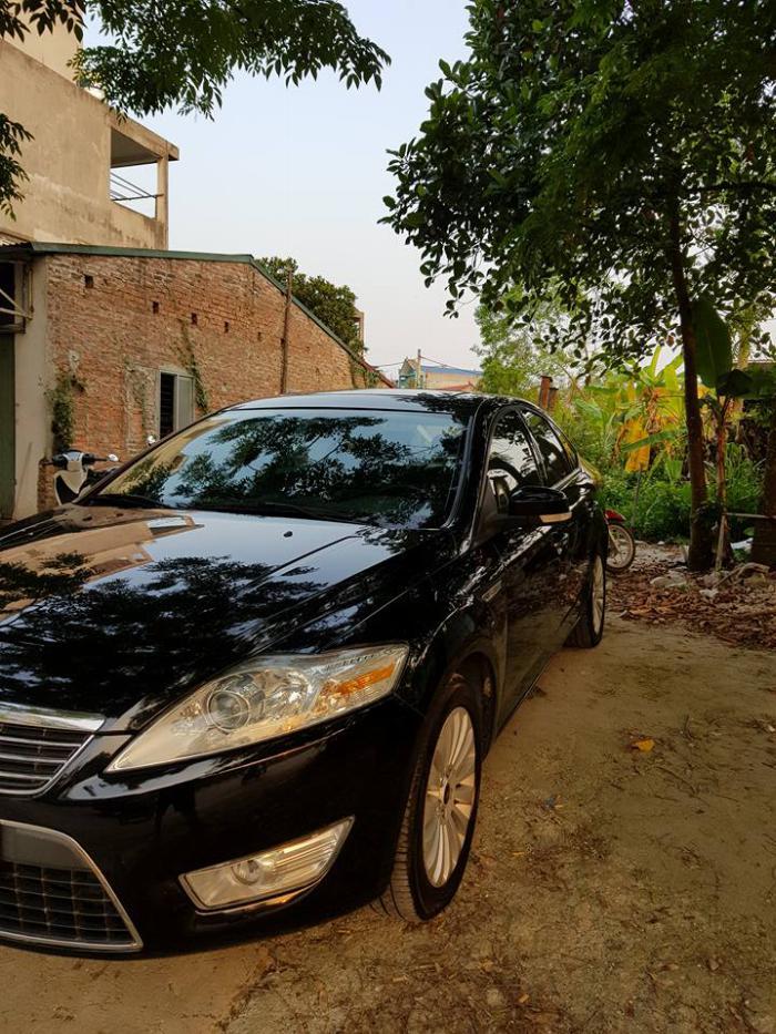 Ford Mondeo 2009 phom mới, số tự động
