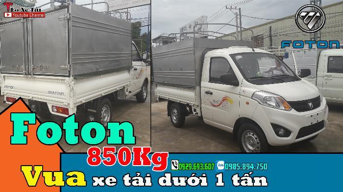 Xe tải FOTON 1 tấn – Fonton T3 1 tấn máy DAM 1.5cc