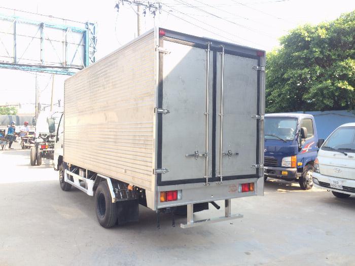 xe tải ISUZU tải 1.9 tấn 2.5 tấn 2.8 tấn thùng kín dài 4.3m - Trả Góp 4