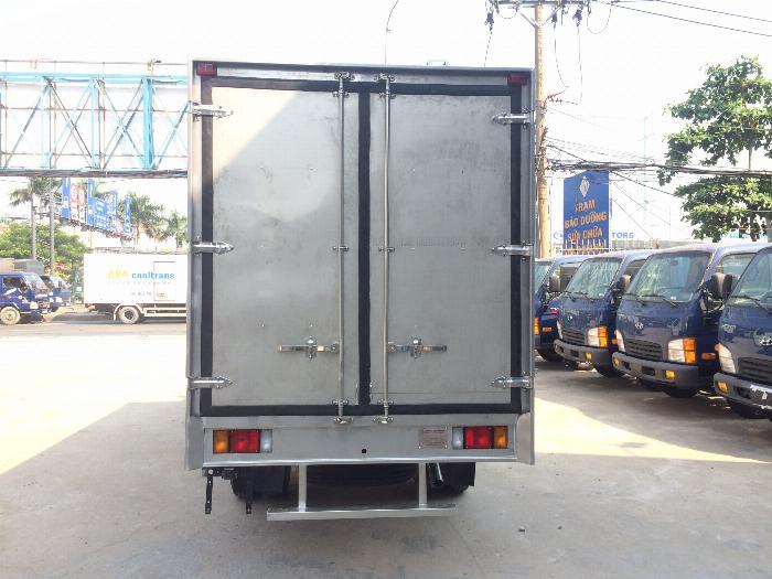 xe tải ISUZU tải 1.9 tấn 2.5 tấn 2.8 tấn thùng kín dài 4.3m - Trả Góp 5