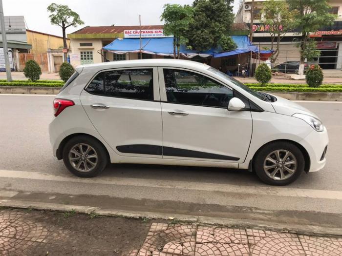 Cần bán xe I10, sản xuất 2016. 5