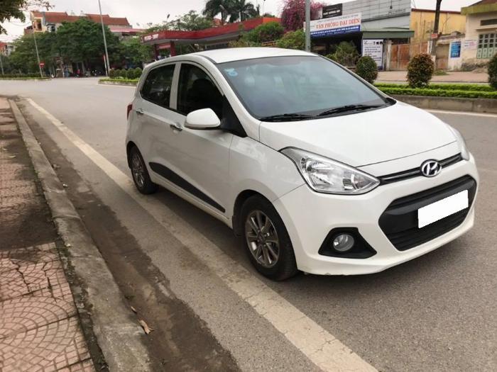 Cần bán xe I10, sản xuất 2016. 2