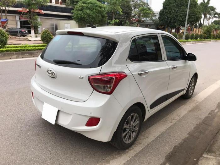 Cần bán xe I10, sản xuất 2016. 7