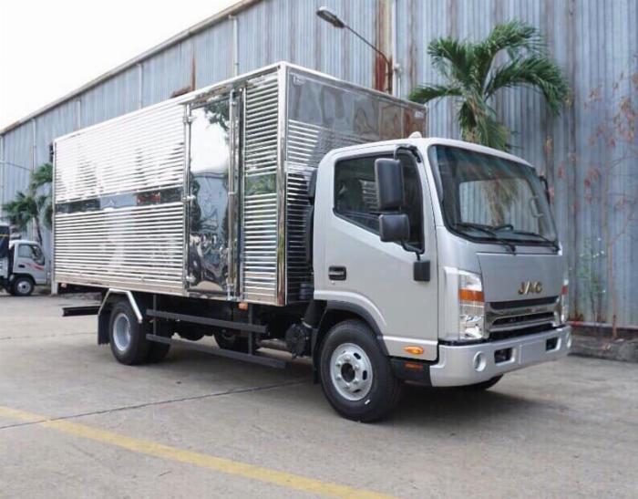 Xe tải 6 tấn giá tốt, xe tải JAC 6.490 thùng 5.2 - 2019