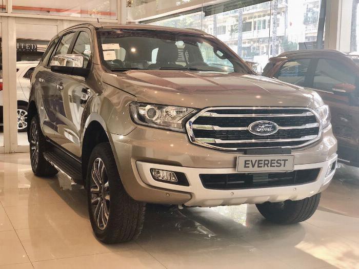 Ford Everest 2019 giá tốt nhất thị trường 0