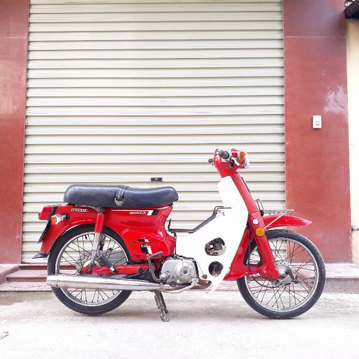 Cub DD Honda Nhật nguyên bản biển Hà Nội 29