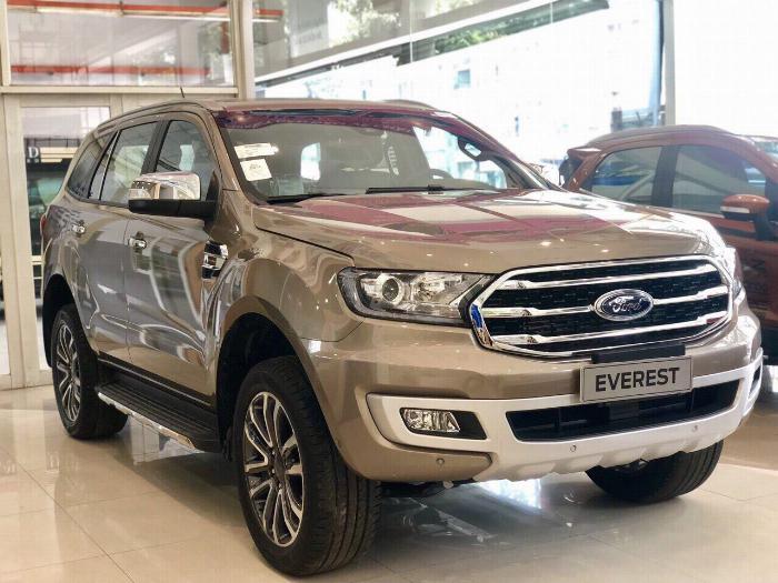 Ford Everest 2019 giá tốt nhất thị trường 9
