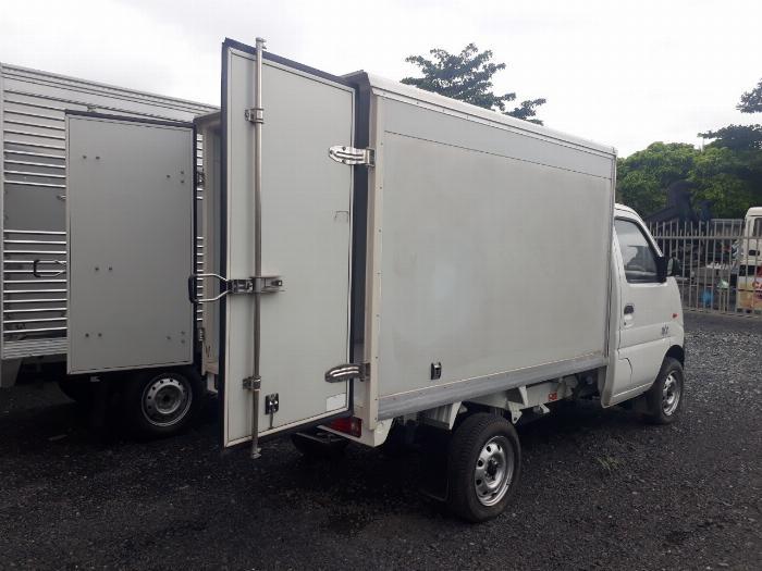 xe tải veamstar 730kg thùng composit bền, rẻ, đẹp