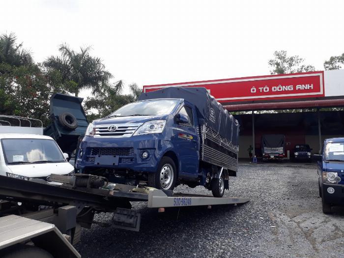 Xe tải Tera 100 950kg thùng mui bạt, hổ trợ trả góp, động cơ mitsubishi