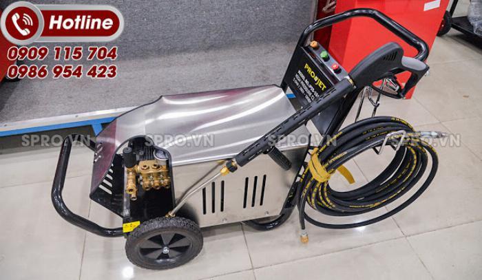 Máy rửa xe bơm nước rửa xe áp lực cao P30
