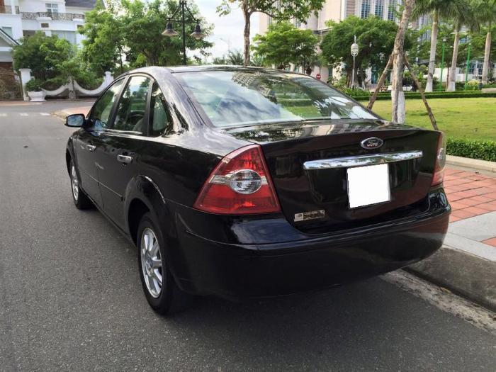 Cần bán xe Ford Focus 2007 số sàn màu đen, gia đình đi gìn giữ còn long lanh như mới
