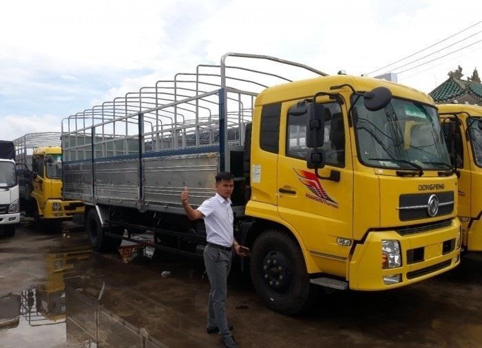 Có nên mua xe tải Dongfeng không