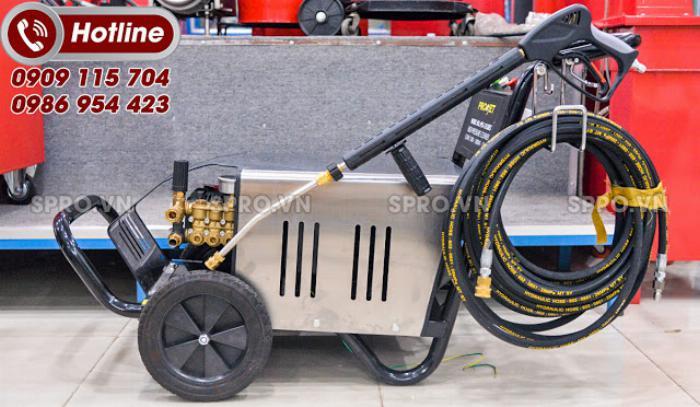 Máy xịt rửa công nghiệp 5.5kw