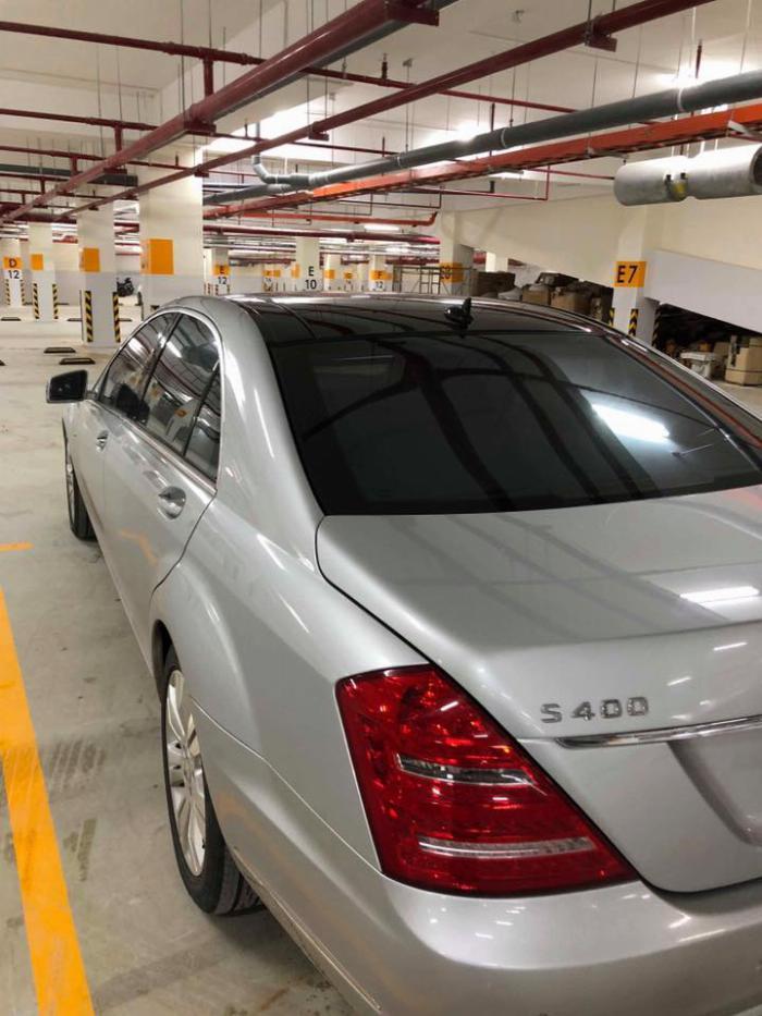 bán xe Mercedes S400 Hybrid 2012 màu bạc odo 63.000km biển tp chính chủ 1