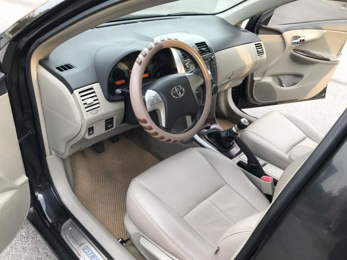 Toyota Corolla altis 1.8G năm sản xuất 2011, màu đen. Xe Cực Tuyển 16