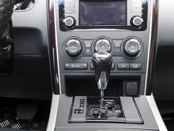 Bán Mazda Cx9 màu trắng 2014 at Full đập thùng nhập Nhật. 6