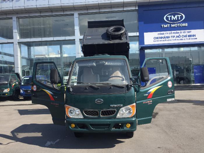 Bán xe ben TMT 2T4 HD6024D giá siêu rẻ hỗ trợ vay 80% 1