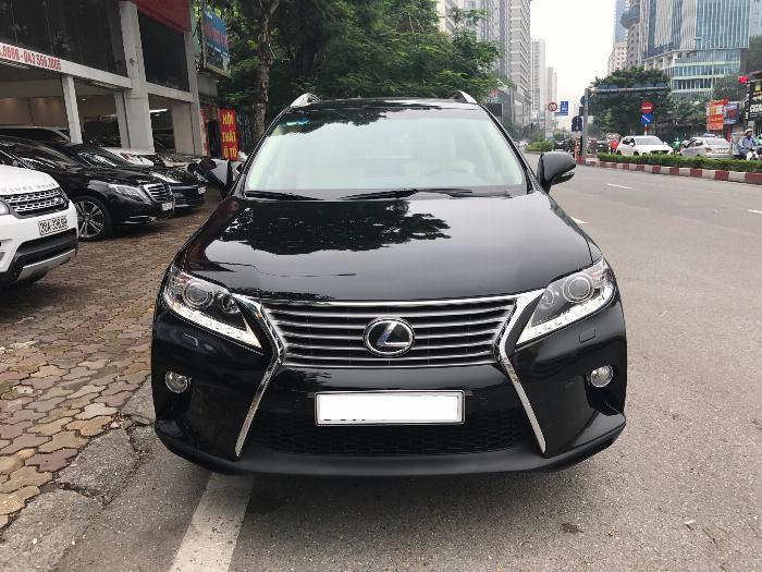 Rx350 2015 màu đen