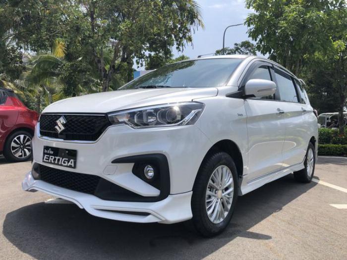 Suzuki New Ertiga - Suzuki 7 chỗ giá rẽ xe nhập khẩu - hỗ trợ trả góp