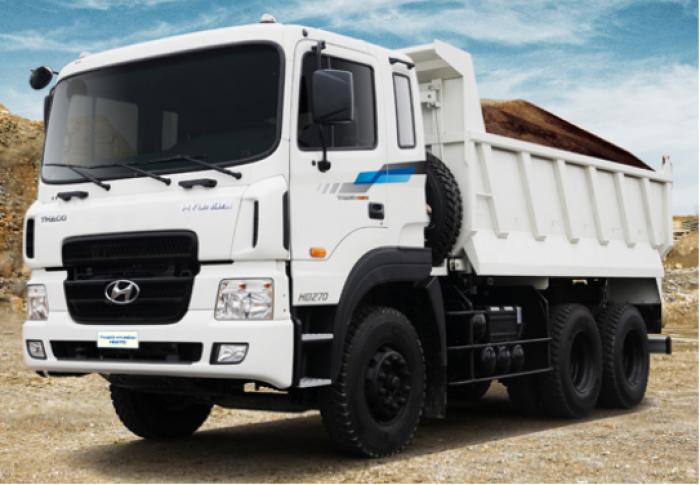 Ben HD 270 nhập khẩu 2017