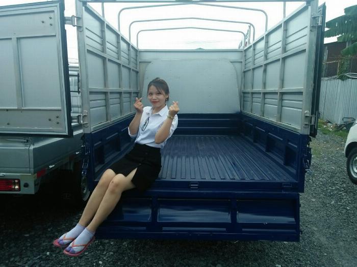 Foton thùng bạt, tải trọng 850kg chất lượng Nhật Bản 2