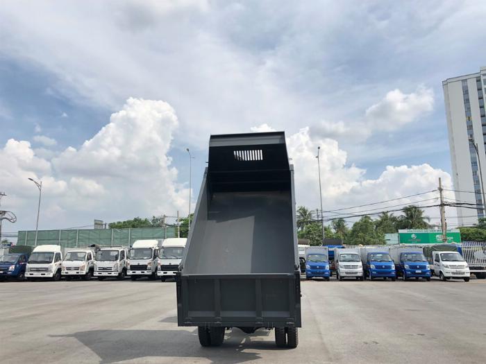Ben TMT 2T4 Máy Hyundai - Giá Xe Ben 2 Tấn 4 2019 Hỗ Trợ Vay 80% - Bán Xe Ben 2.4 Tấn 3