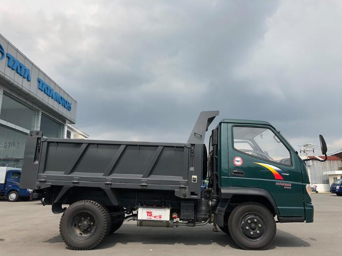 Ben TMT 2T4 Máy Hyundai - Giá Xe Ben 2 Tấn 4 2019 Hỗ Trợ Vay 80% - Bán Xe Ben 2.4 Tấn 1
